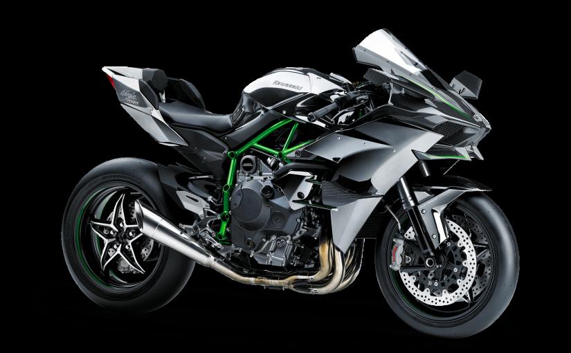 Kawasaki H2R informacje o nowym motocyklu