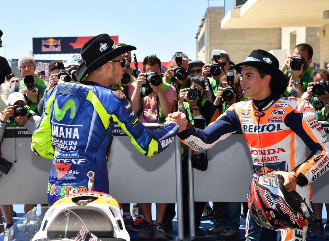 The respectful rivalry  AmericasGP MotoGP