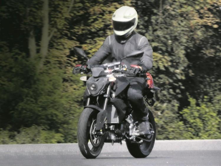 Nowy motocykl bmw 300cc