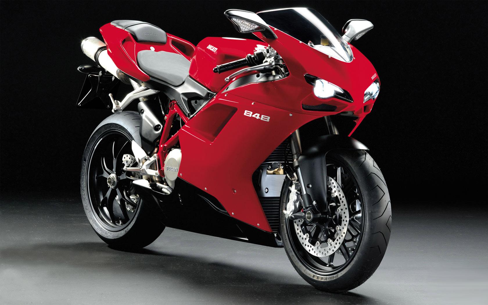 Ducati 1200cc twin