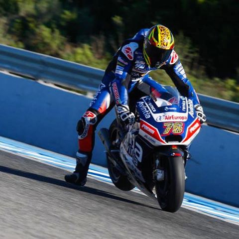 lorisbaz on his new toy at the private test inhellip