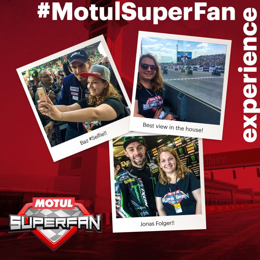 Unforgettable memories MotulSuperFan  Want to be a 2017 guest?hellip