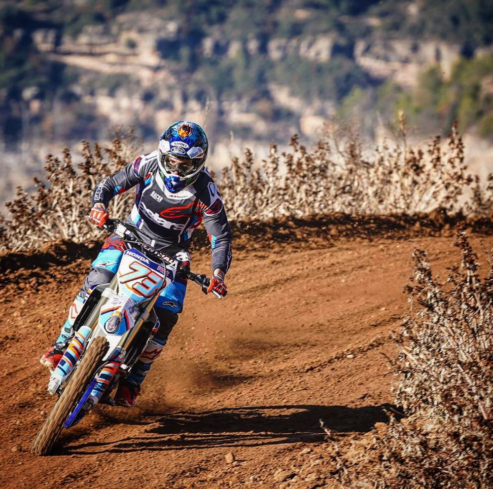 Ripping thru Thursday like Braaap   alexmarquez73 MX Motocrosshellip
